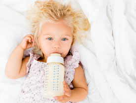 Baby Bottle Tooth Decay - Pediatric Dentist and Orthodontics in Richboro, PA